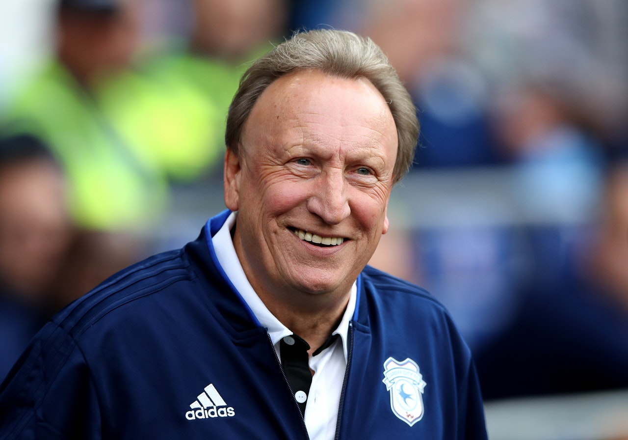 Warnock Pleased With Progress