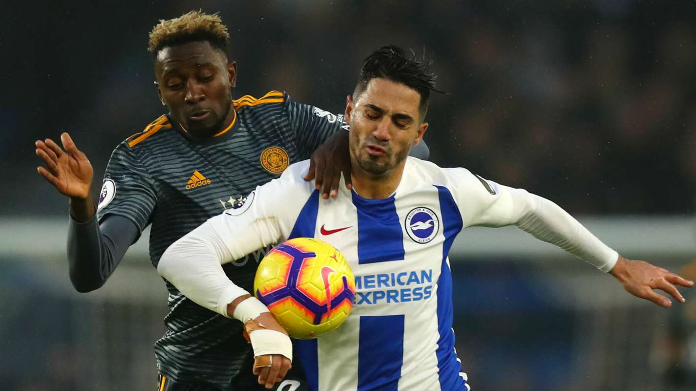 Ndidi Pleased With Leicester City's Draw Vs Brighton