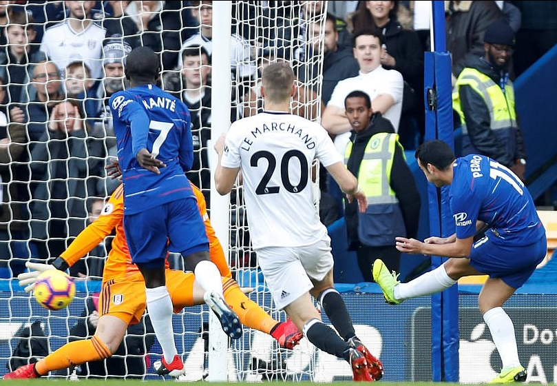 Moses Absent Again As Chelsea Return To Winning Ways Against Fulham
