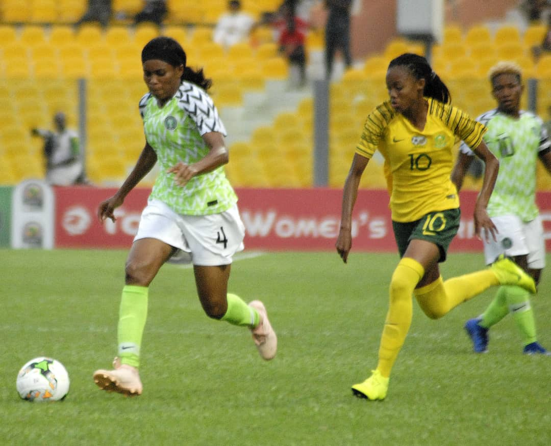 Dennerby: Falcons Were Too Compact For Banyana Banyana
