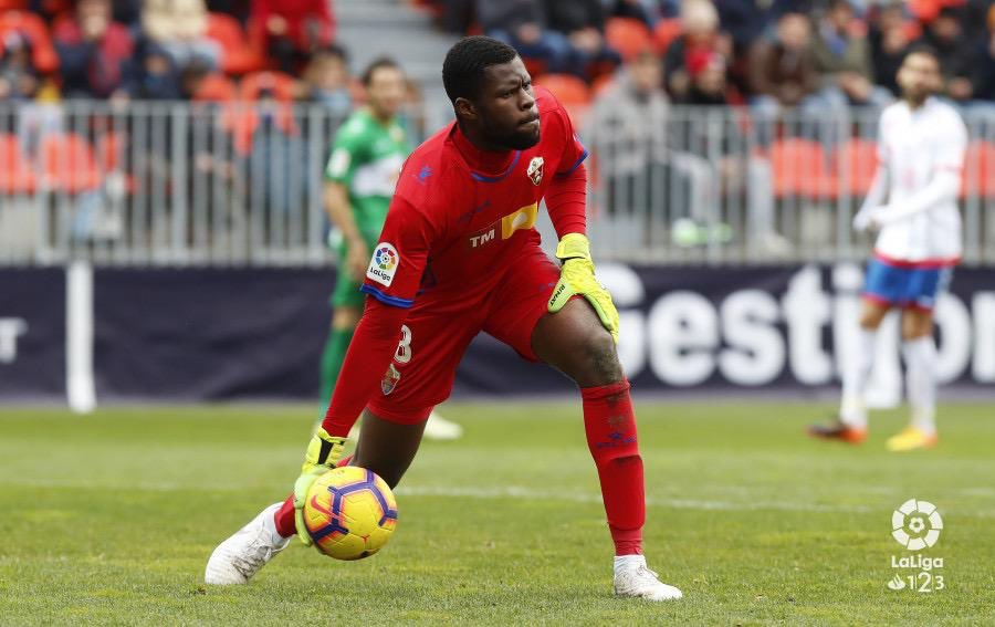 Uzoho Happy To Help Elche End Winless Streak