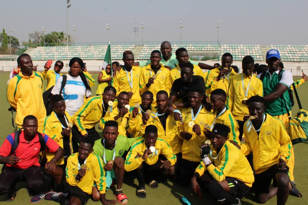 2018 NSF: Kaduna Win Women's, Men's Hockey Gold