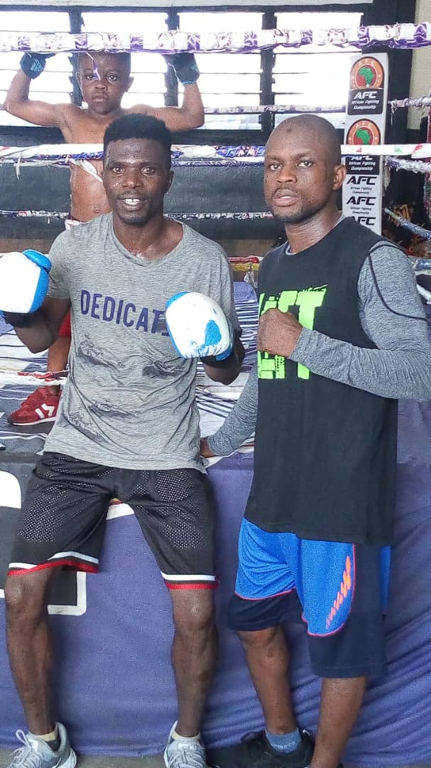 Lasisi Set For WBC Silver Title Fight Vs Tanzania's Yohana In Ghana
