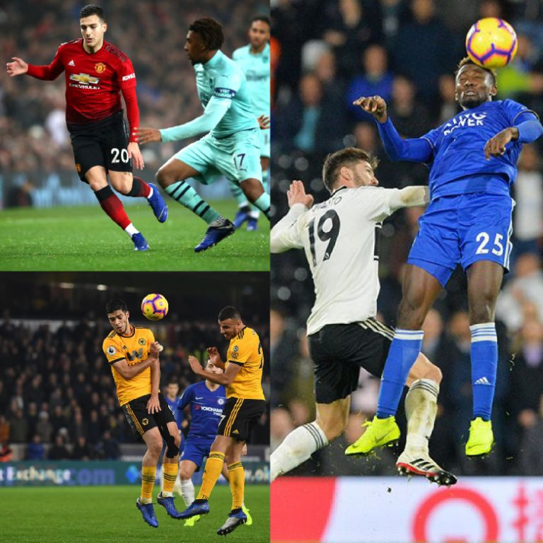 EPL: Iwobi Stars In Arsenal Draw VS Man United; Ndidi, Iheanacho Help Leicester Bag Draw At Fulham