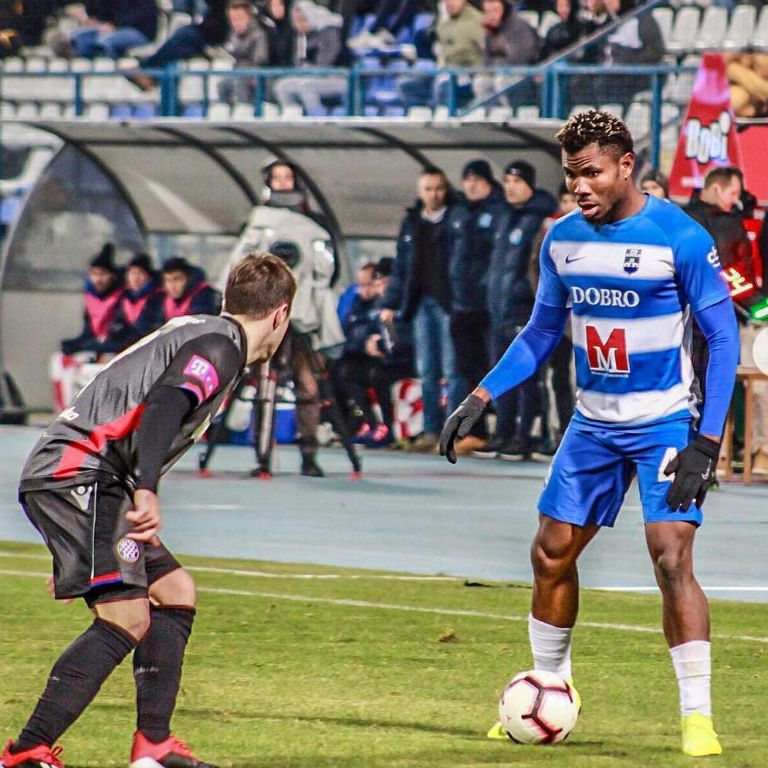 Henty Happy To End 9-Game Goal Drought In Croatia