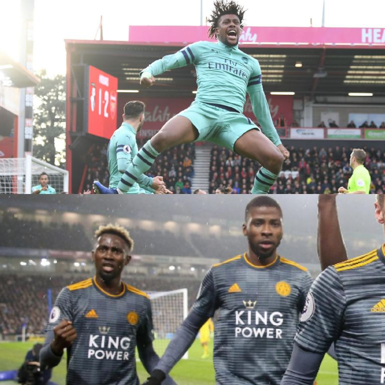 Iwobi Seeks 1st EPL Goal In 13 Games Vs Huddersfield; Iheanacho Eyes 9th Start, Ndidi 15th