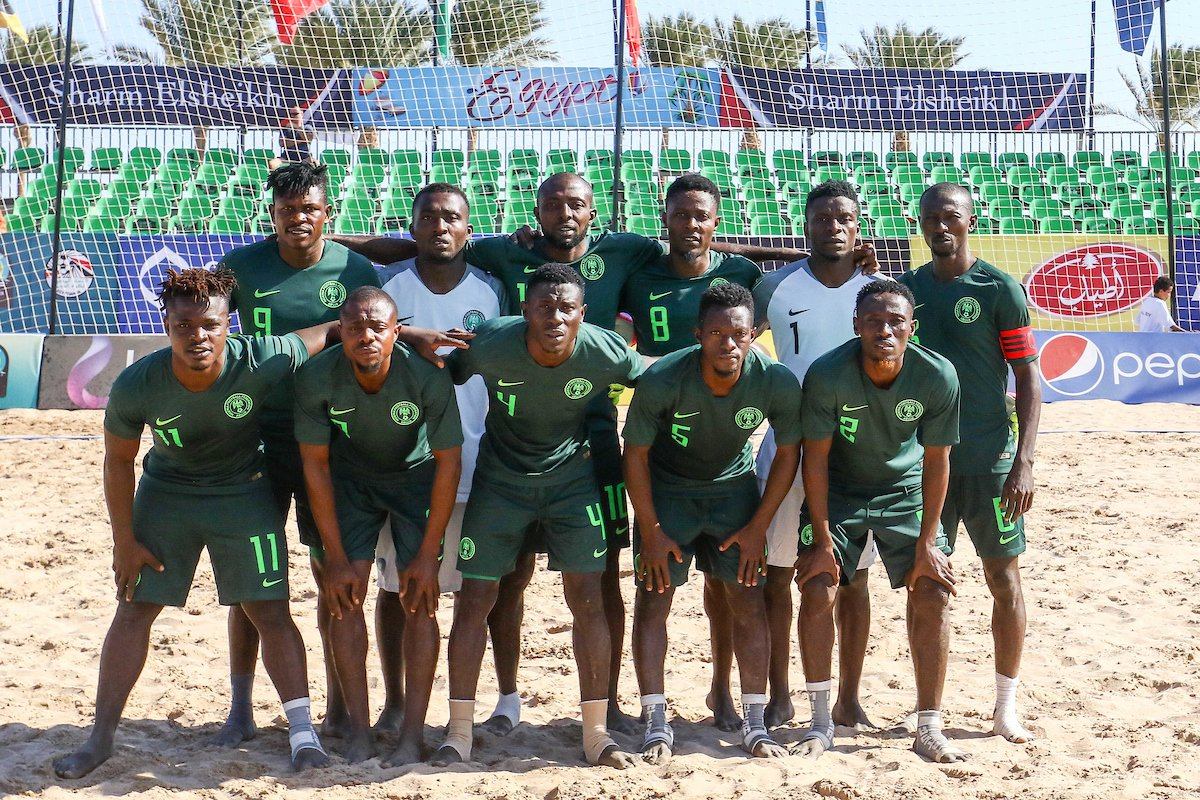 Sand Eagles, Senegal Clash In Beach Soccer AFCON Final Friday