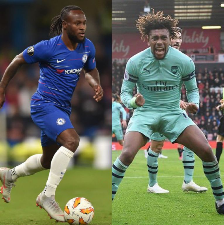 Europa: Moses Out Of Chelsea – Vidi  Clash Over Injury, Iwobi Targets First Goal