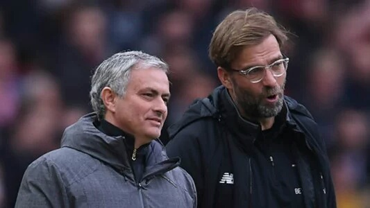 Mourinho:  Klopp Can Realise Title Objective  With Liverpool