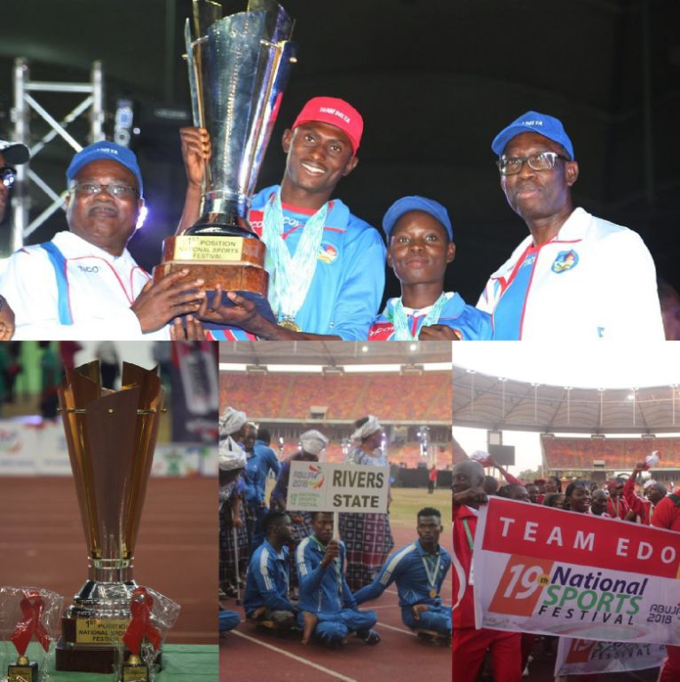 Okowa Congratulates Team Delta On 19th National Sports Festival Conquest