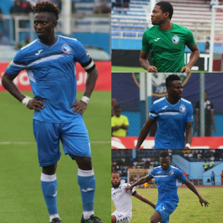 Enyimba Extend Deals Of Captain Abalogu, Ogbonnaya, Dimgba, Chukwude