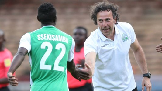 CAFCL: Gor Mahia Coach Oktay Confident Of Beating Lobi Stars Over Two Legs