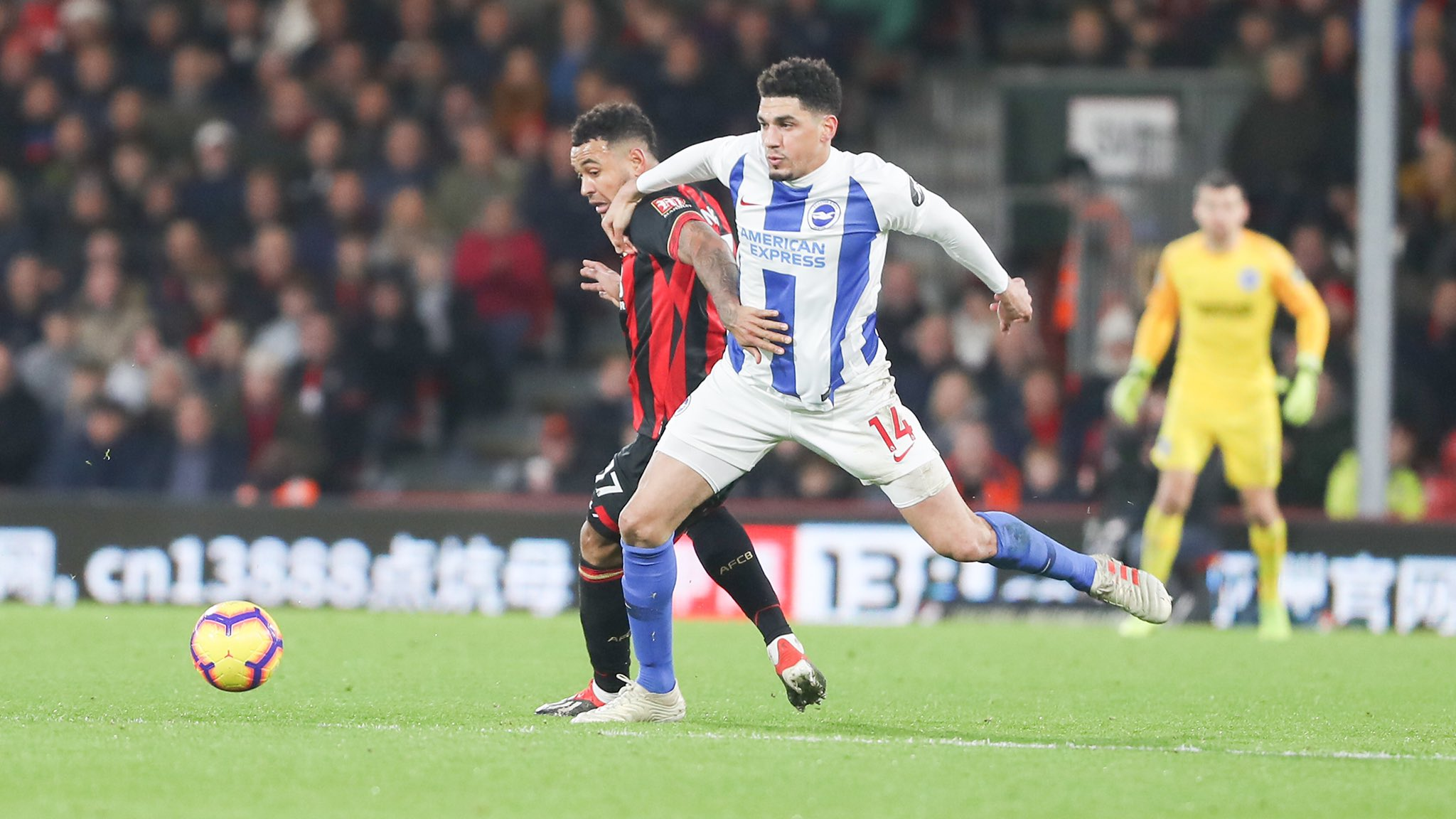 Balogun Rues Brighton Defeat To Bournemouth, Focuses On Arsenal Clash