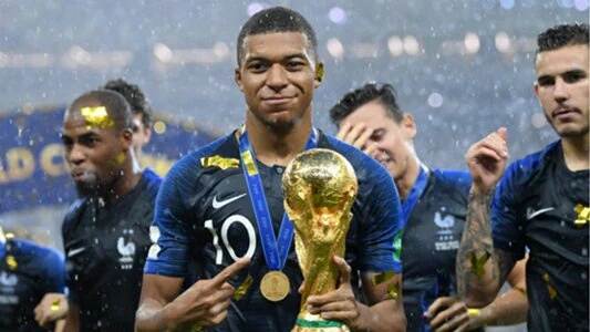 Mbappe Crowned French Player Of The Year