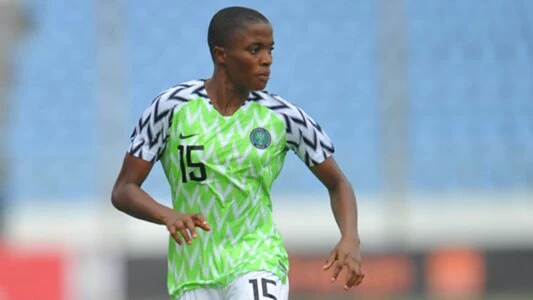 Super Falcons Star Ajibade  Joins Norwegian Club Avaldsnes