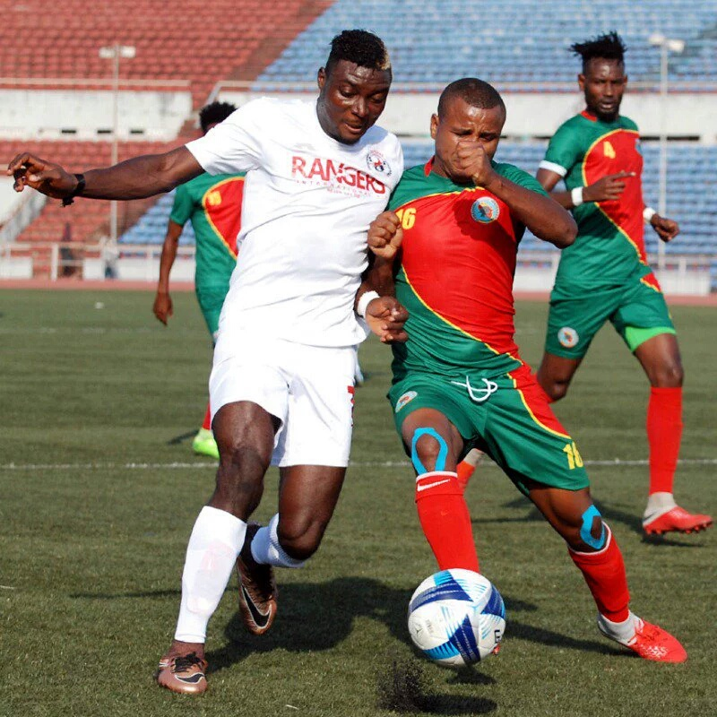 Rangers Draw Lesotho ' s Bantu FC in CAF Confederation Cup Play-off Round