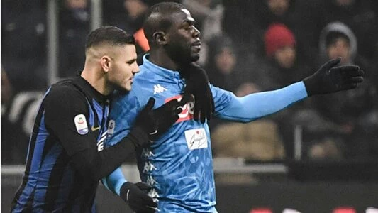Napoli Fans To Wear Masks In Support Of Racially Abused Koulibaly