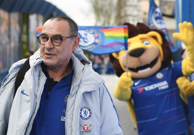 Pedro, Willian, Giroud Doubtful For Spurs As Sarri Rules Out Loftus Cheek