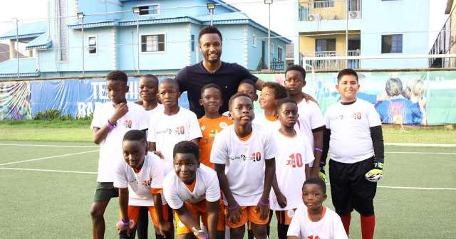 John Obi Mikel Launches Hunt For Football Stars