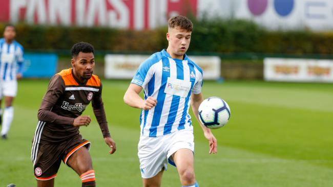 Huddersfield Youngster Heads To Non-League Again