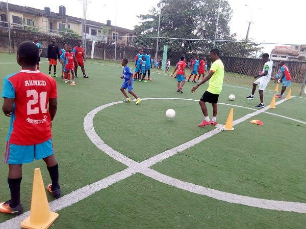 Kid Stars Thrill At Paddysco Sports  Academy  End Of Year Fiesta