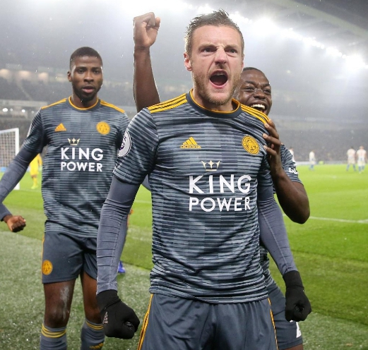 Iheanacho: How Vardy's Success Motivated Me To Become Better Player