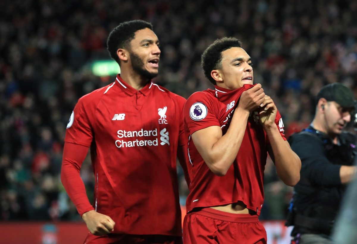 Alexander-Arnold – We Can Compete With City