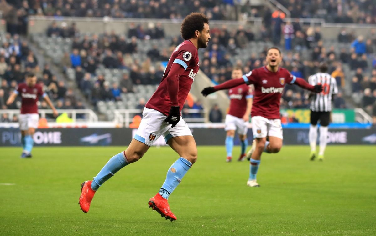 Anderson Urges Hammers To Kick On