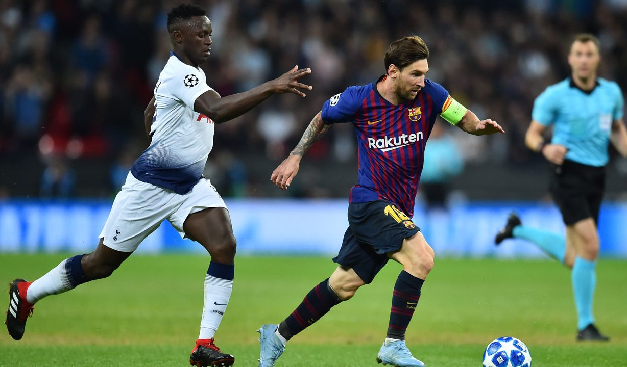 UEFA Champions League Preview: Tottenham Must Pull Off Miracle Victory Away To Barcelona