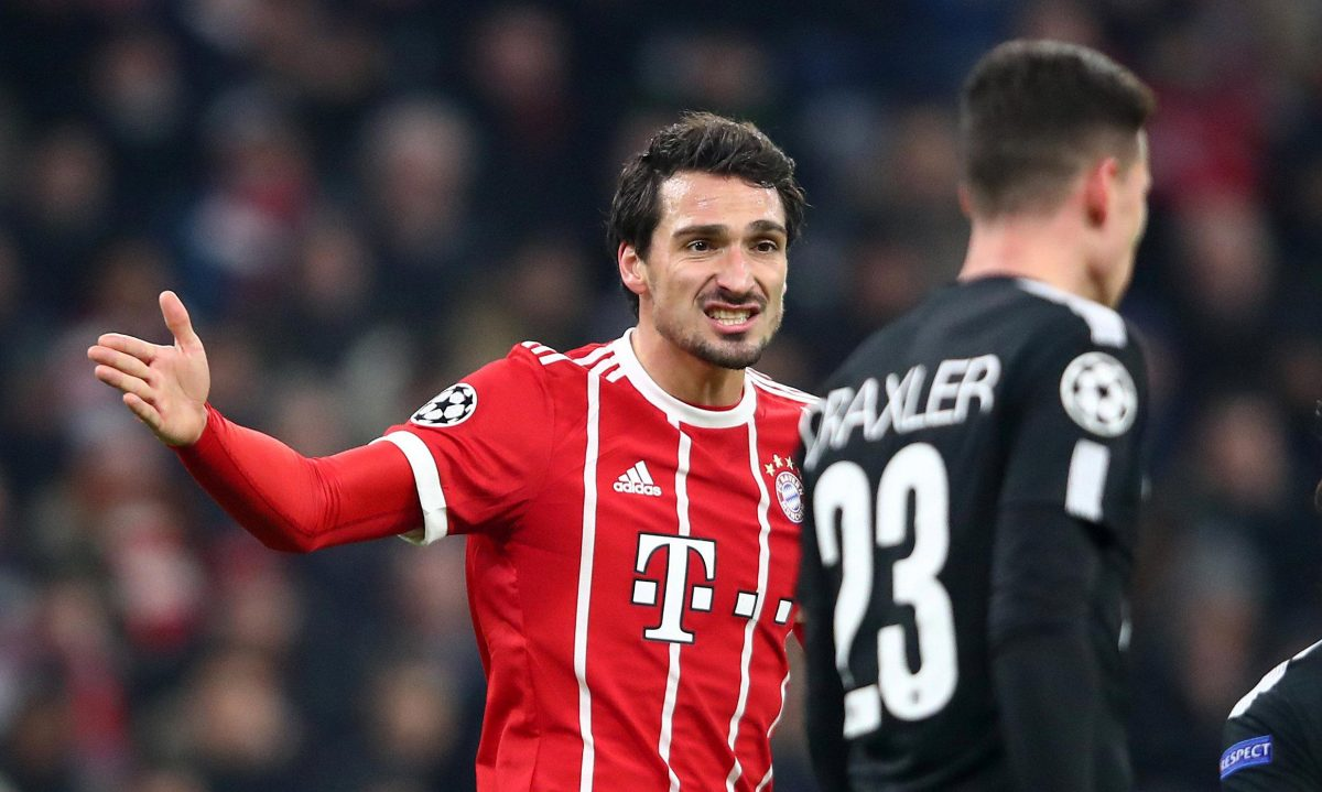 Bayern Rule Out Hummels Exit