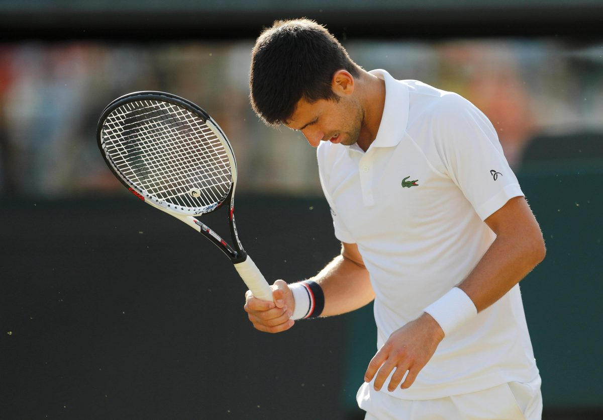 Becker Believed In Djokovic Revival