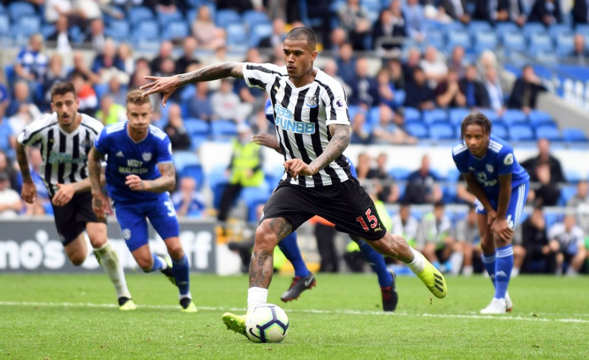 Benitez Rejects Kenedy Exit Talk