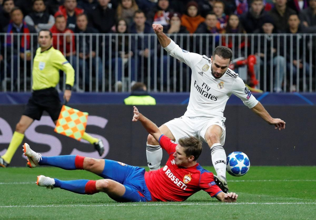 Carvajal Hails Real's Youth Policy
