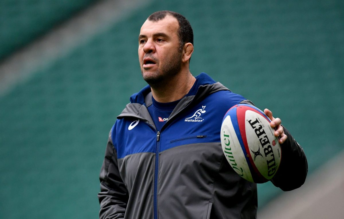 Wallabies To Decide Cheika Future