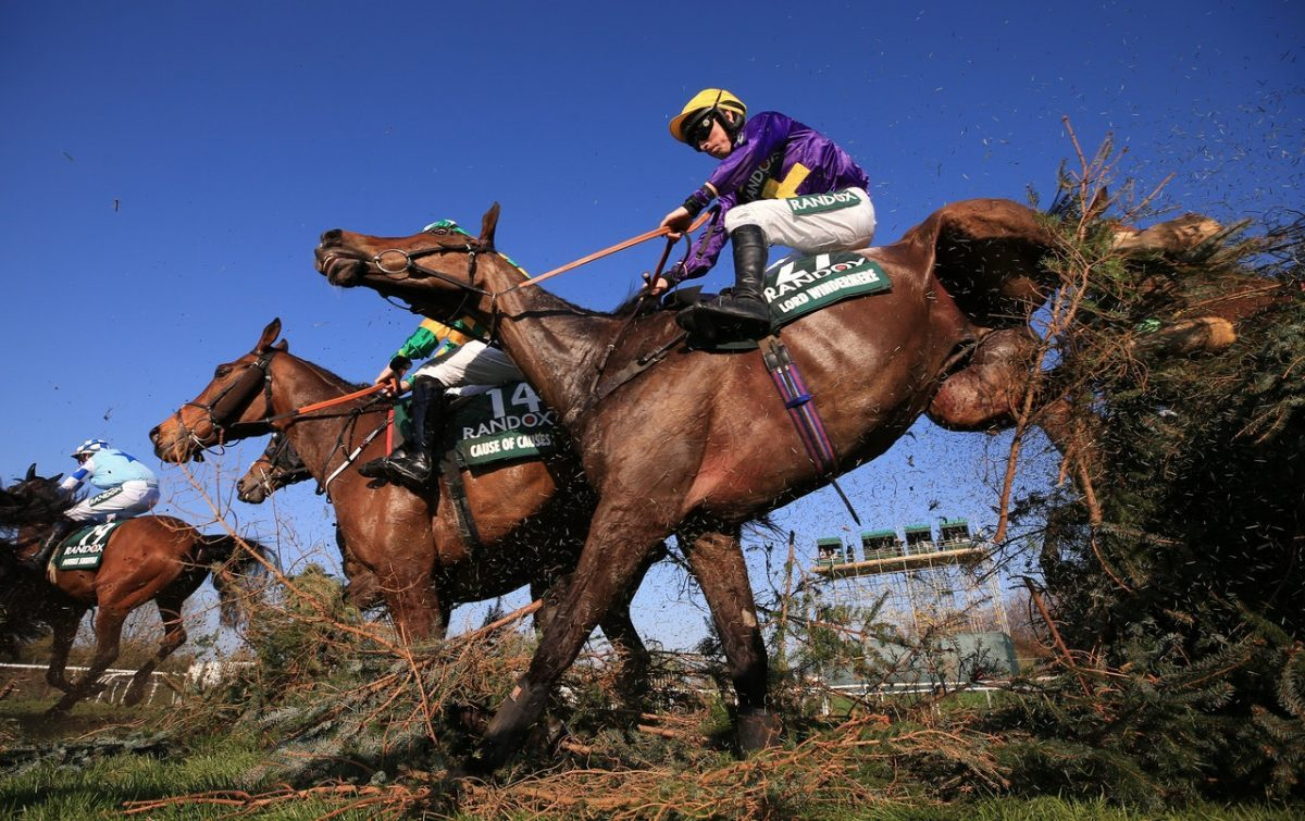 Cromwell Looks To Welsh National