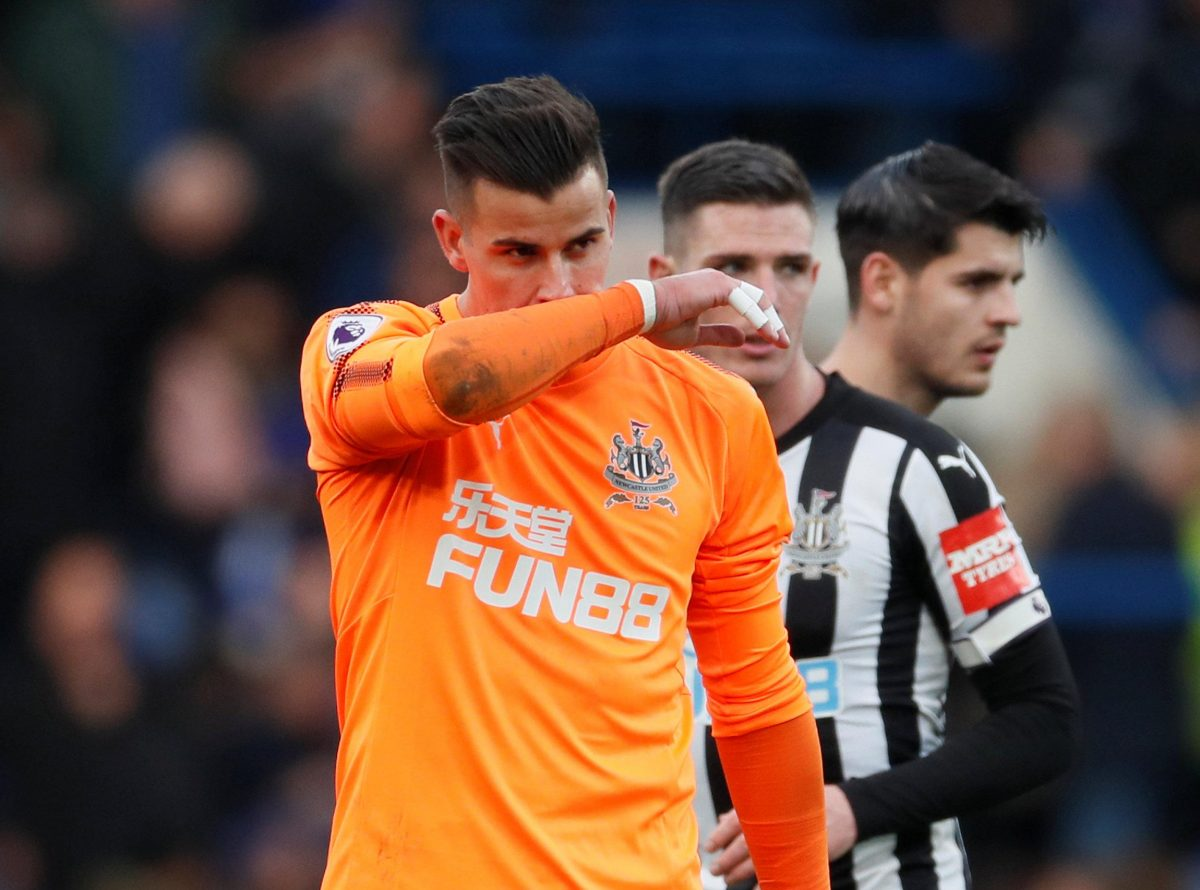Darlow Open To Leeds Move