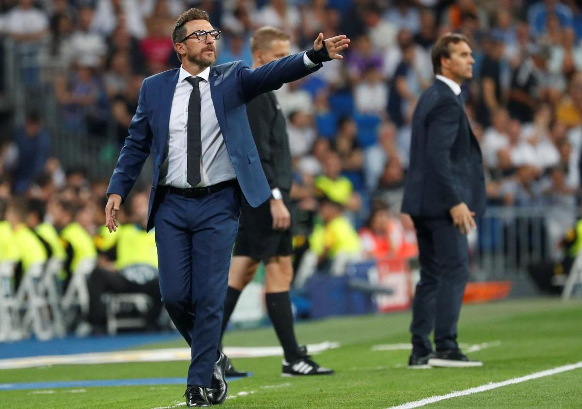 Di Francesco Focused On Roma