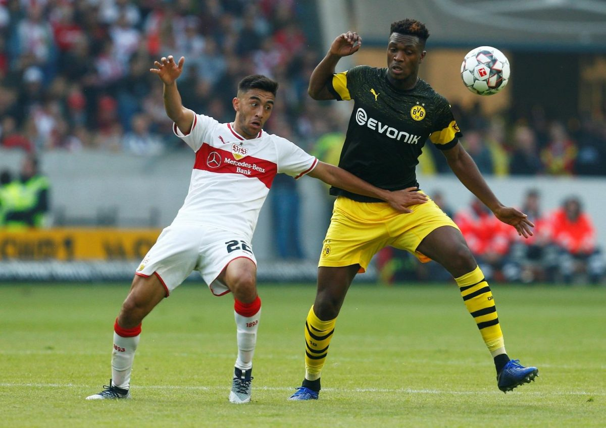 Dortmund Teenager On Arsenal Radar