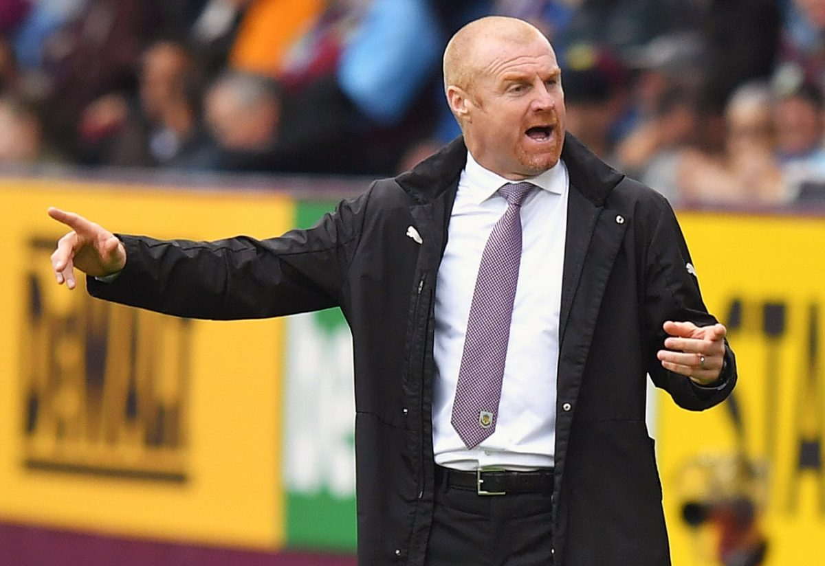 Dyche Happy With New System