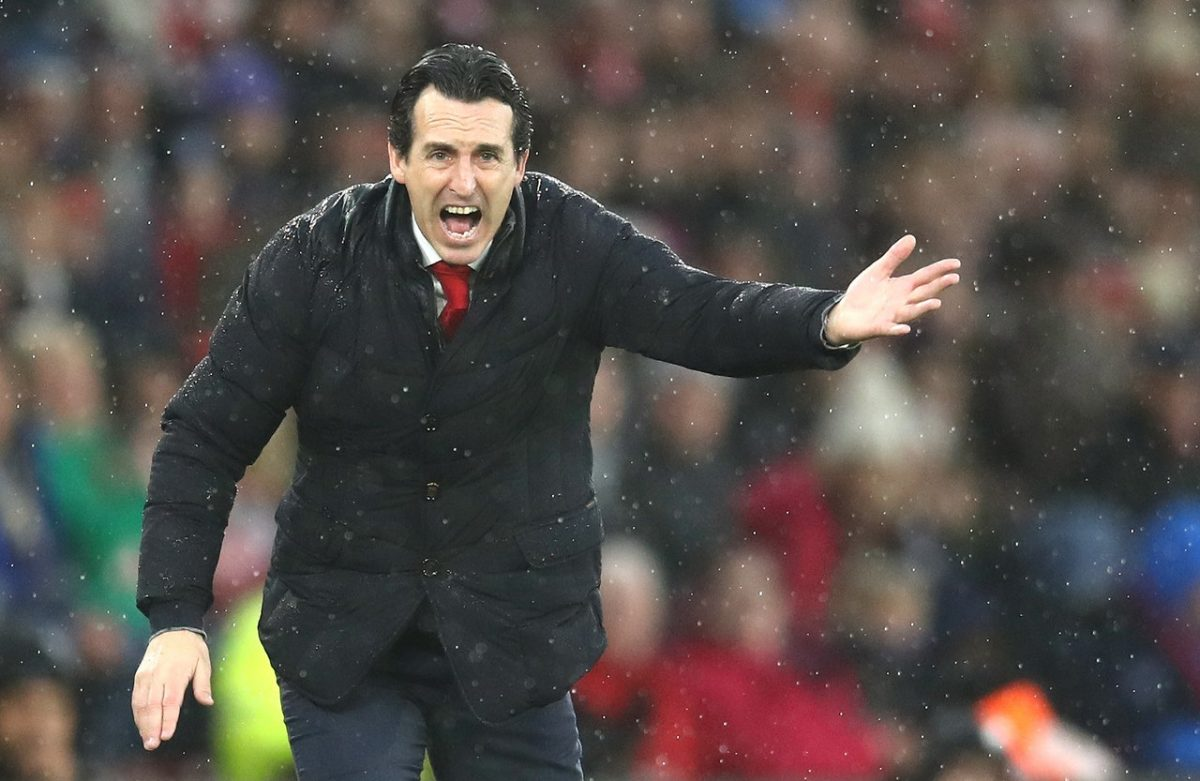 Emery Says Gunners Must Learn From Defeat
