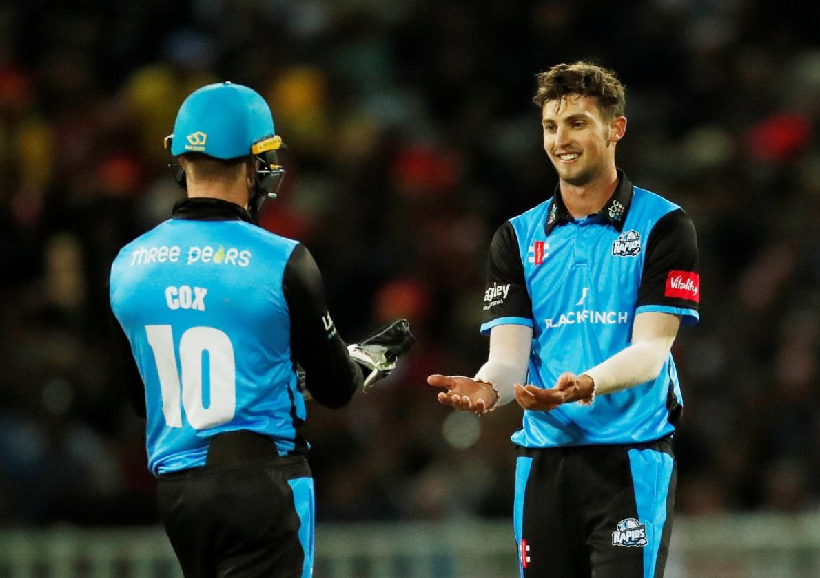 Evans Agrees Sussex Extension