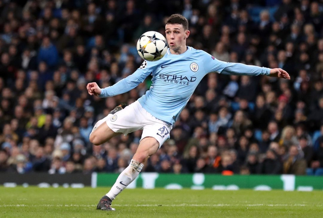Foden Signs New Long-Term City Deal