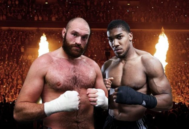 Fury Wants All-British Heavyweight Showdown With Joshua