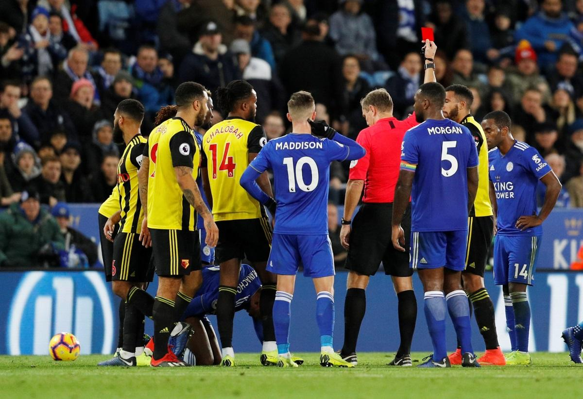 Gracia Plots Capoue Red Card Appeal