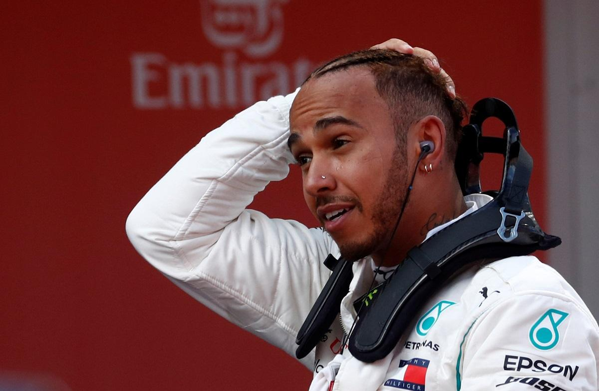Hamilton Won't Rest On Laurels