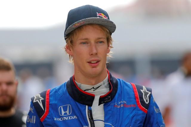 Hartley Refuses To Rule Out F1 Return