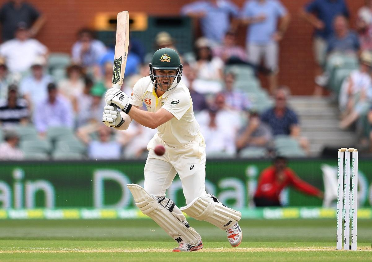 Head Keeping Aussies In First Test