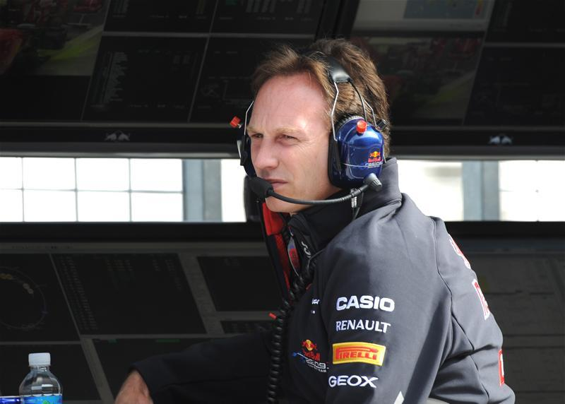 Horner Brands Red Bull Chassis The Best