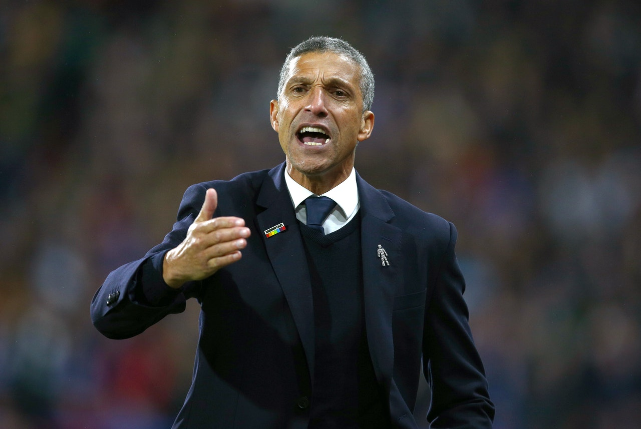 Hughton Expects Quiet January