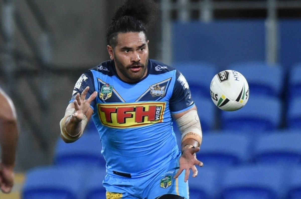 Hurrell Out For Rhinos